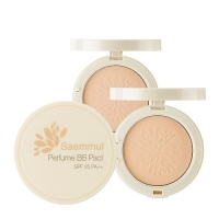 Компактная ББ пудра The Saem Saemmul Perfume BB Pact SPF25 PA++