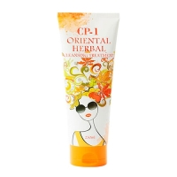 Маска с восточными травами Esthetic House CP-1 Oriental Herbal Cleansing Treatment