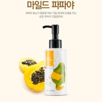 Пилинг-скатка с экстрактом папайи The Face Shop Smart Peeling Mild Papaya