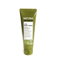 Гель для душа Naturia Pure Body Wash Mint&Lime